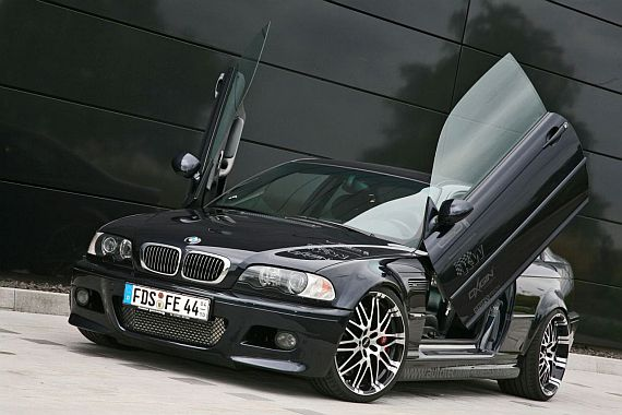 kneisler autotechnik bmw m3 e46 supercharged 1 BMW M3 E46 gets Performance upgrades from Kneißler Autotechnik