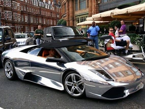 lamborghini-murcielago-with-chrome-finish