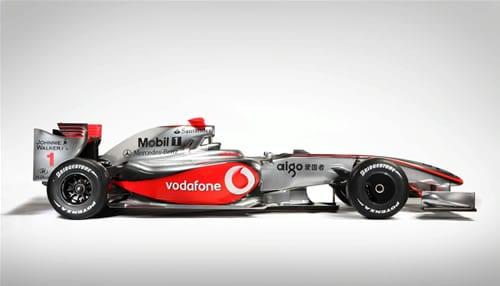mclaren mp4 24 for 2009 f1 season 3 McLaren Unveils 2009 MP4 24 F1 Car