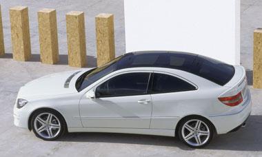 Mercedes Benz CLC coupe
