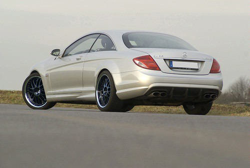 Mercedes CL 65 AMG Tunned by VATH