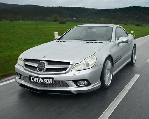 Mercedes SL500 by Carlsson
