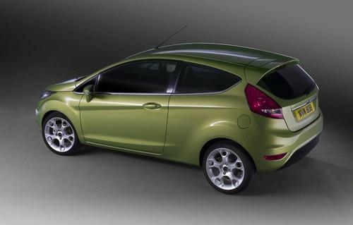 New 2009 Ford Fiesta