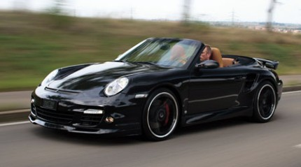 Tuned Porsche 997 Turbo Cabriolet, The Germans Know Better