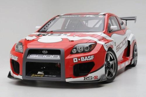 scion rsr tc sports drifting Scion RS*R tC Wants in Formula Drift