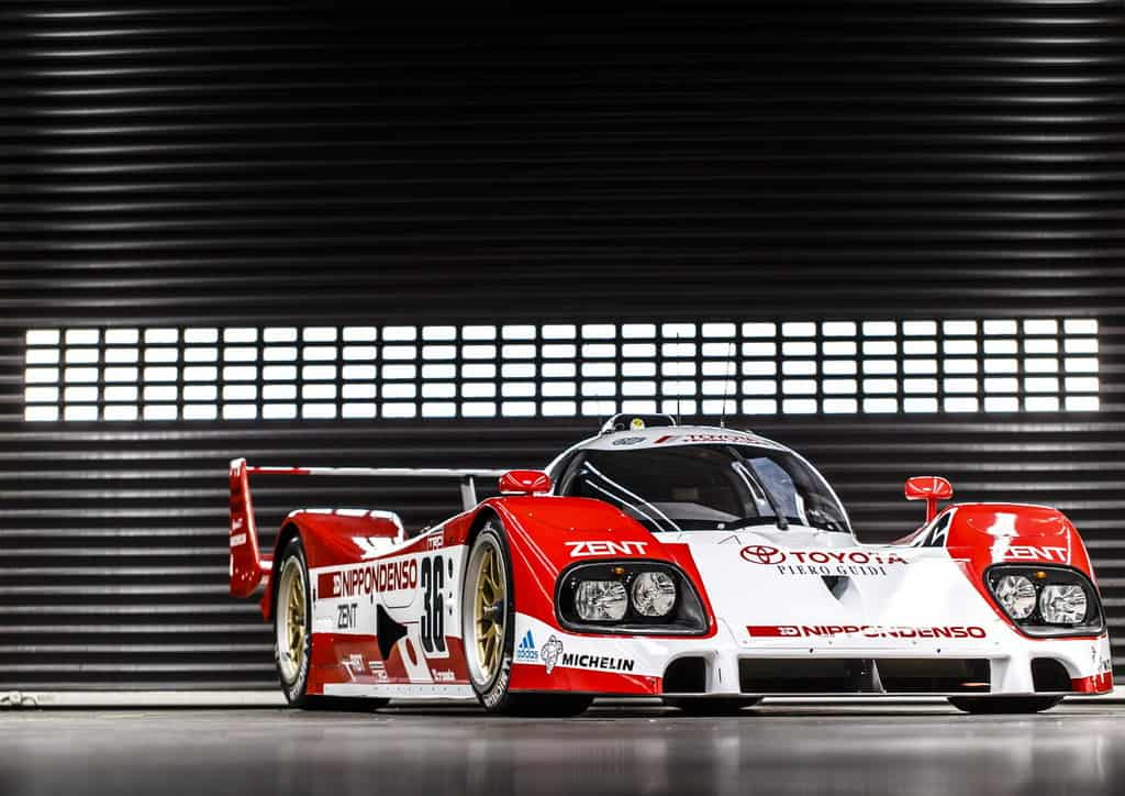 Toyota to show off 4 Le Mans cars at 2014 Goodwood Festival of Speed