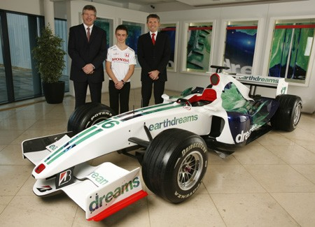 will stevens honda f1 16 year old Will Stevens, is the next Lewis Hamilton