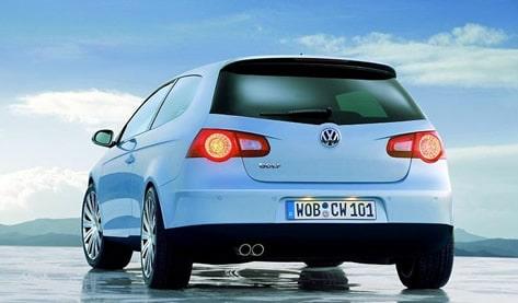 VW Golf 6 Update