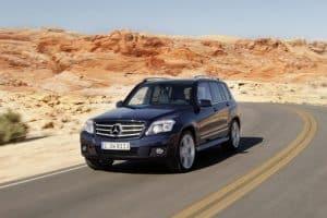 Mercedes-Benz GLK – the new one