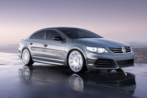 VW Super CC Eco Performance Concept